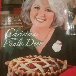 Paula Deen Christmas Recipes Cookbook